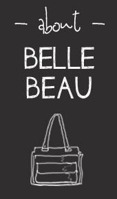 About Belle Beau luiertassen